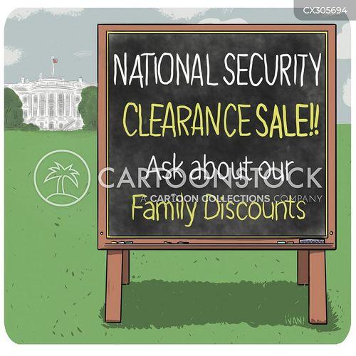 national security cartoon