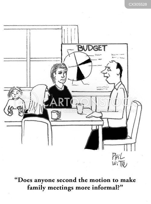 informal cartoon