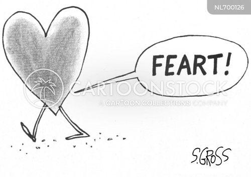 farts cartoon