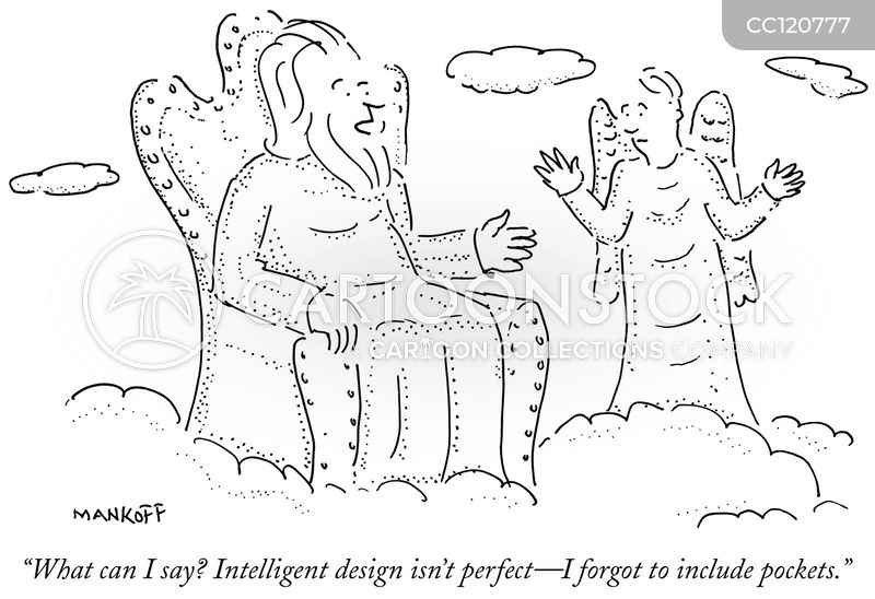 divine creators cartoon