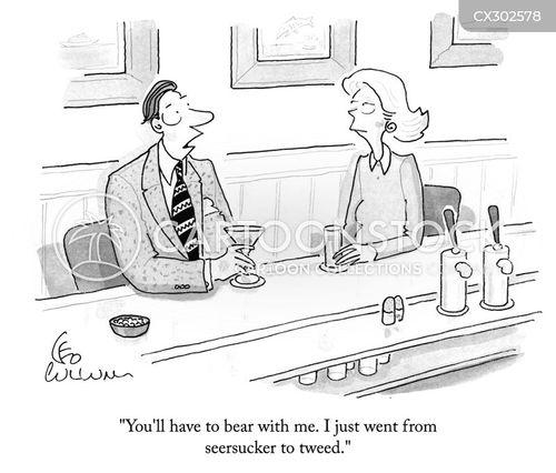 tweed cartoon