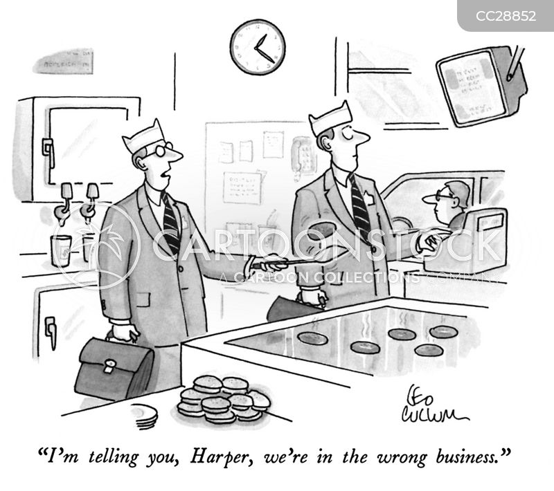 business person cartoon