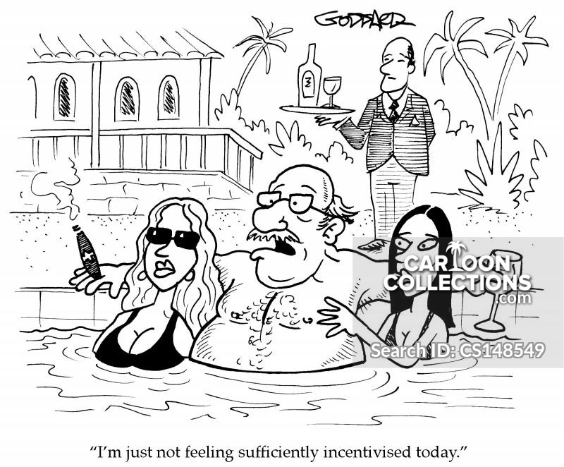 incentivised cartoon