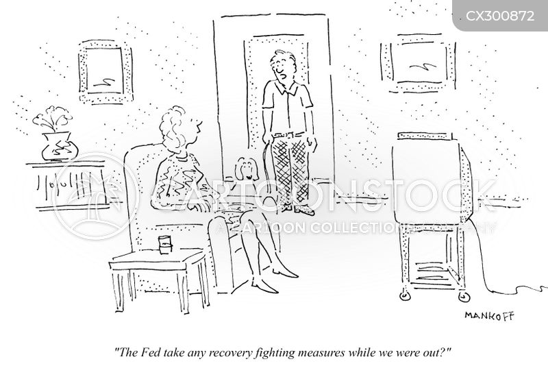 federal reserve cartoon