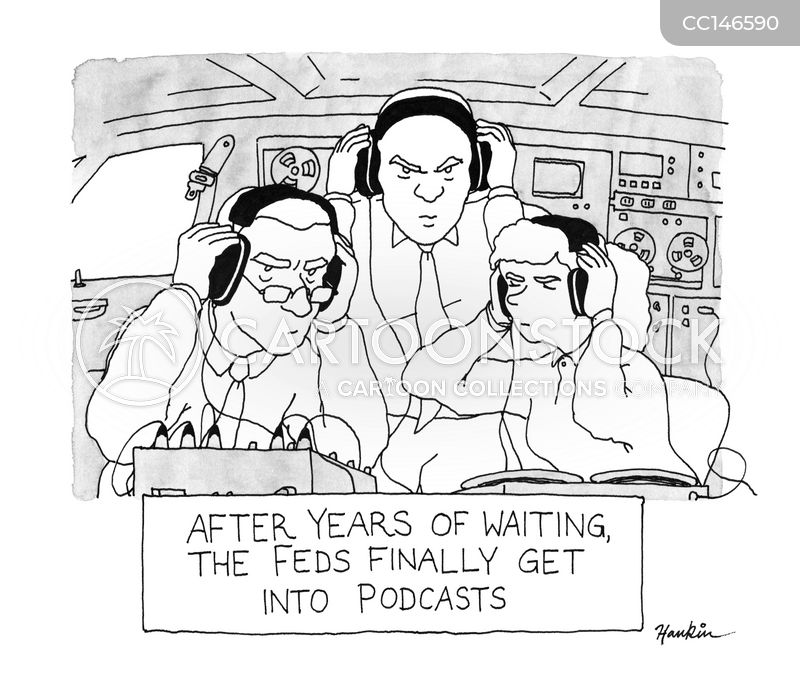 radio cartoon
