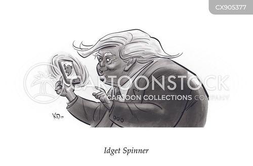 trump tweet cartoon
