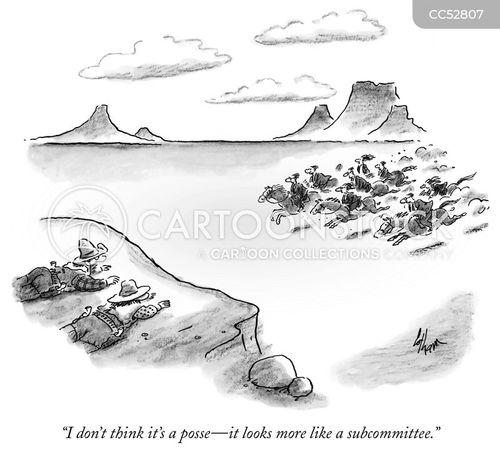 the wild west cartoon