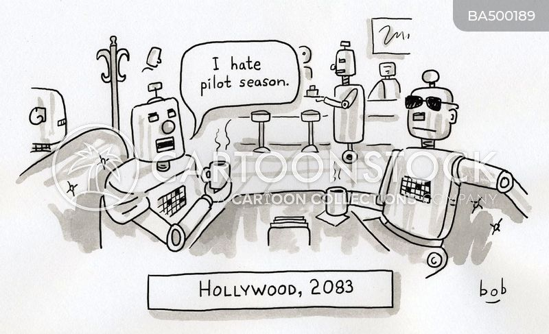 film industries cartoon
