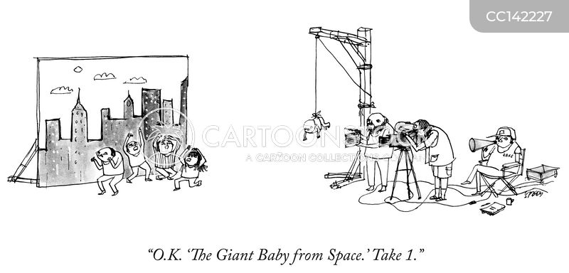 film set cartoons, film set cartoon, funny, film set picture, film set