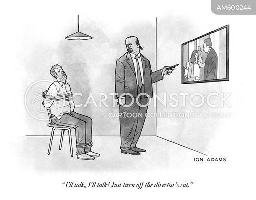 give away cartoon