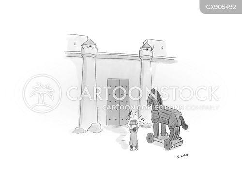 film scenes cartoon
