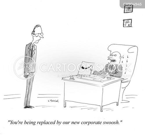 replaced cartoon