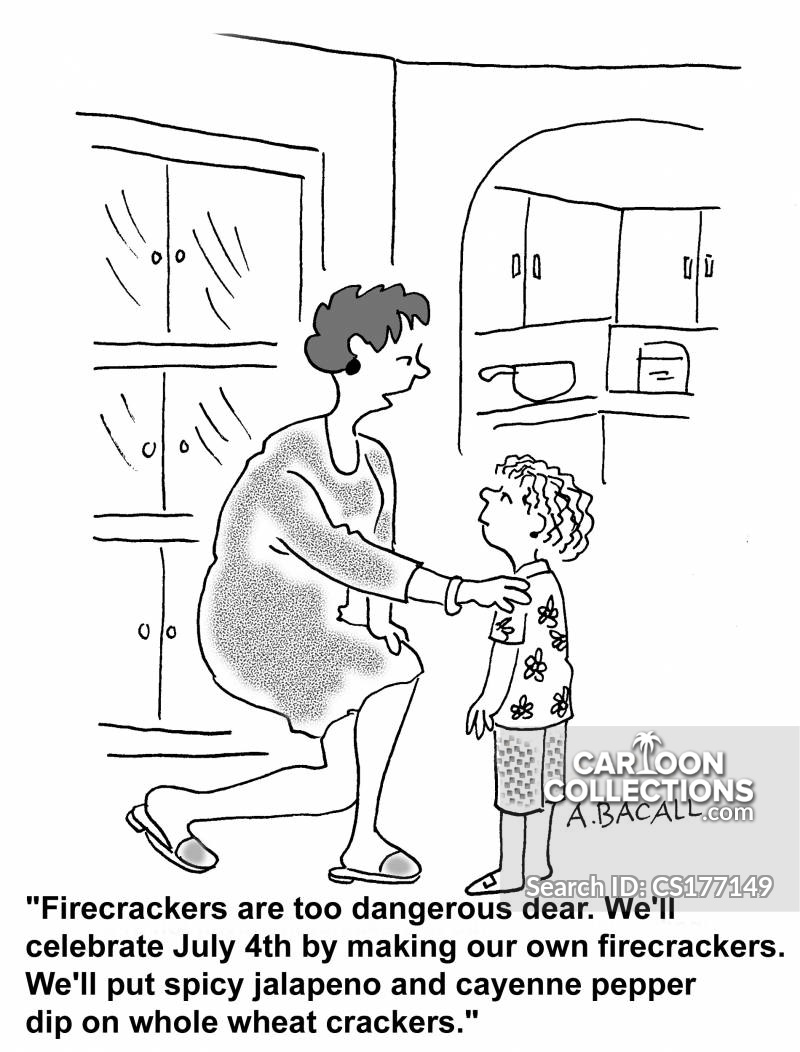 wheat crackers cartoon