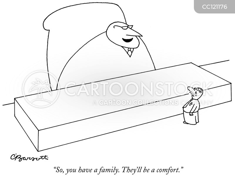 Insensitivity cartoon