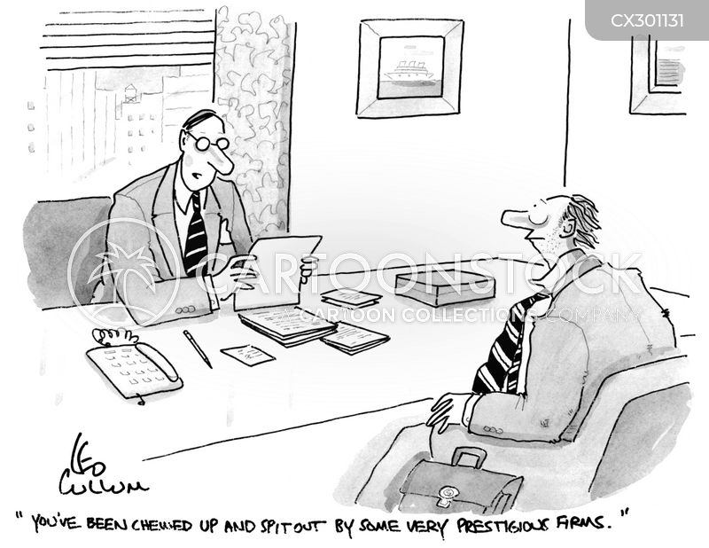 firms cartoon