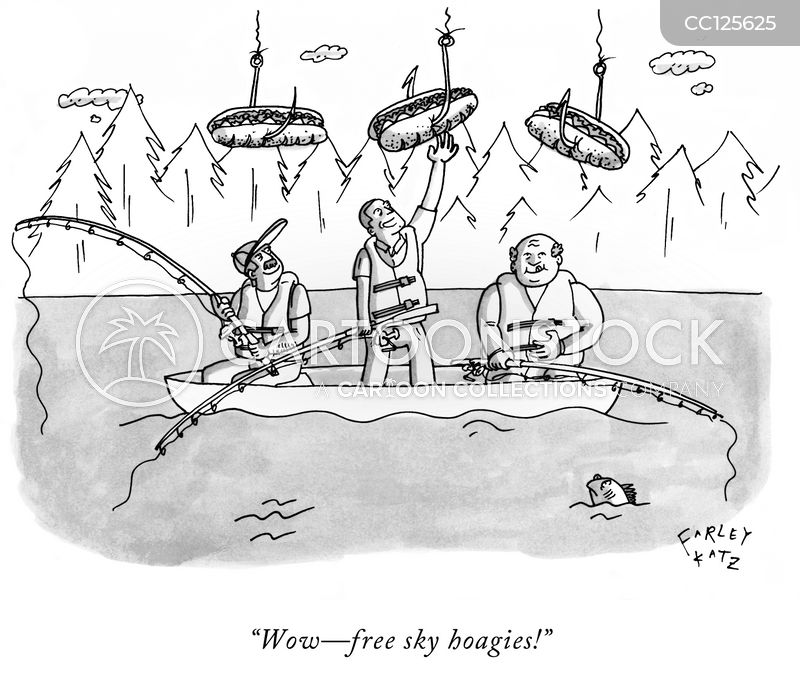 Fishes cartoon