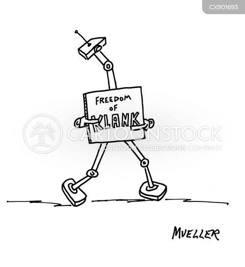 roboticists cartoon