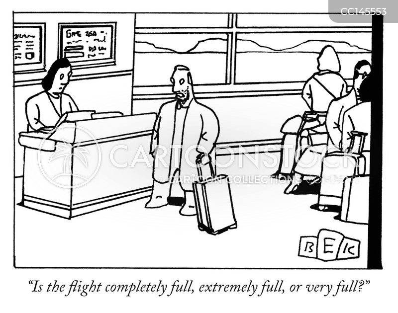 full flight cartoon