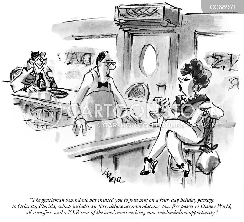 romancing cartoon