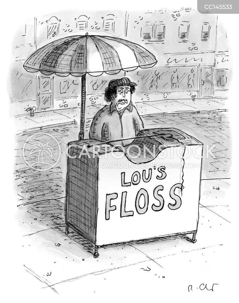 orthodontist cartoon