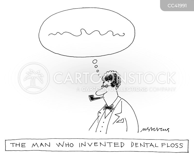 floss cartoon