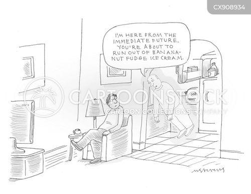 fudge cartoon