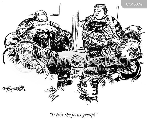 fat man cartoon