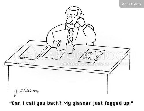 condensation cartoon