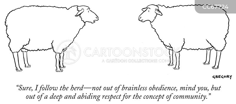 pretension cartoon