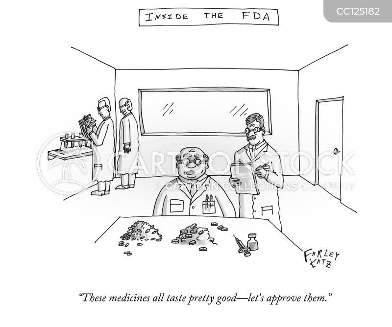 side effect cartoon