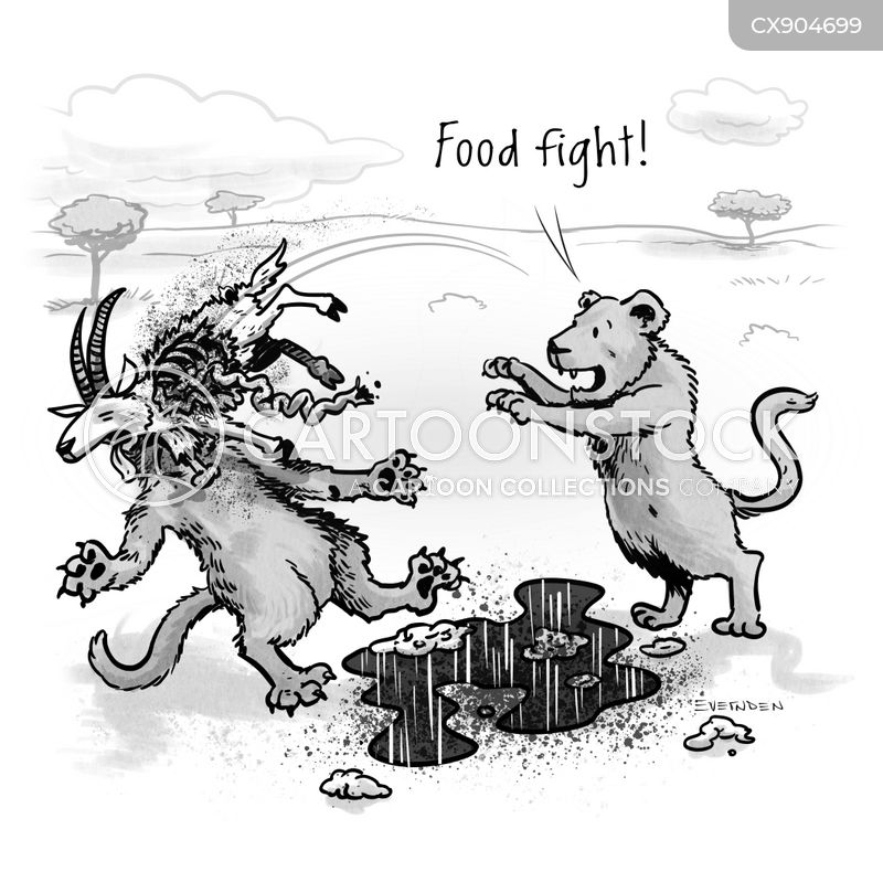 carnivore cartoon