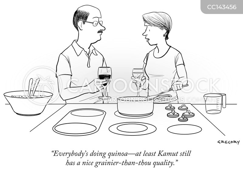 foods cartoon