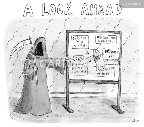 ways to die cartoon