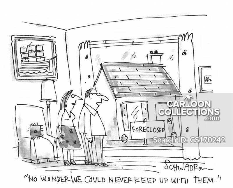 Property Markets cartoon
