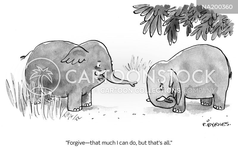 forgive cartoon