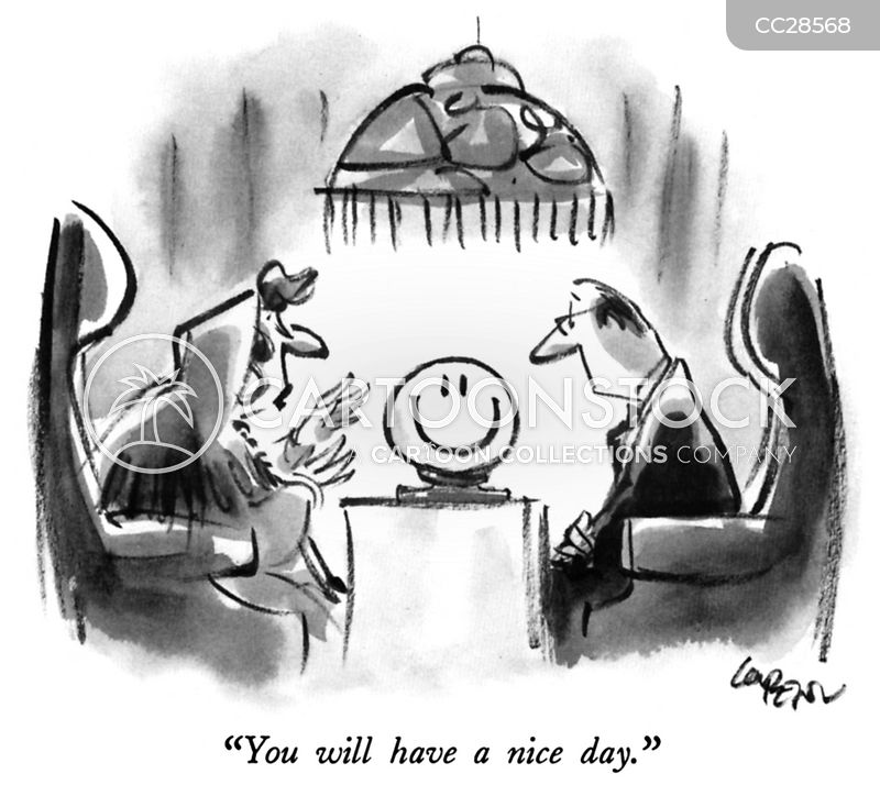 fortune-teller cartoon