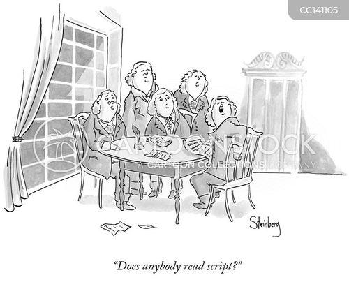 bad handwriting cartoon
