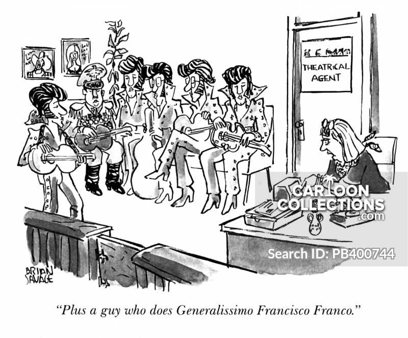 dictator cartoon