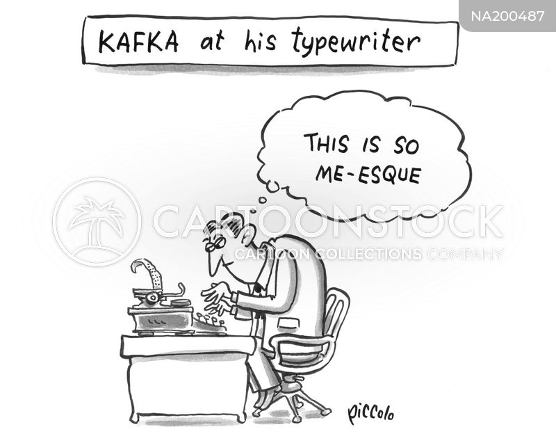 kafka cartoon