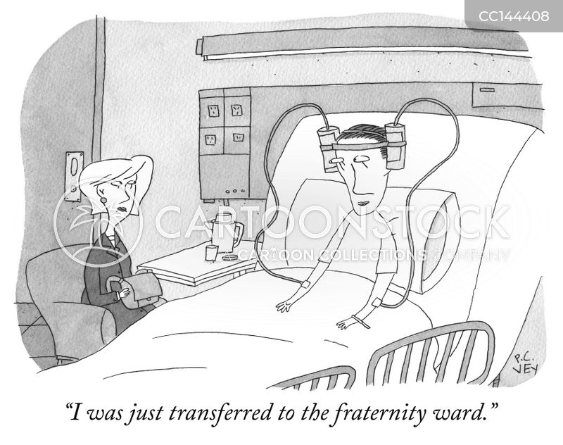frat cartoon