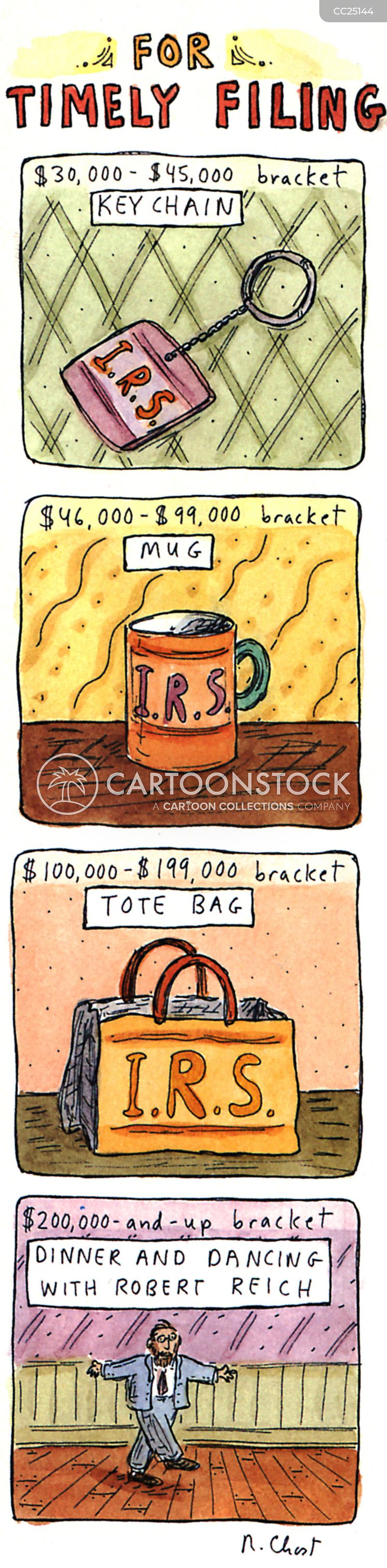 Incentive Schemes cartoon
