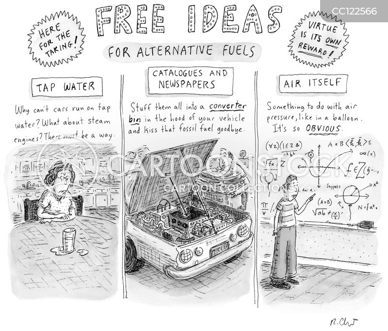 Alternatives cartoon