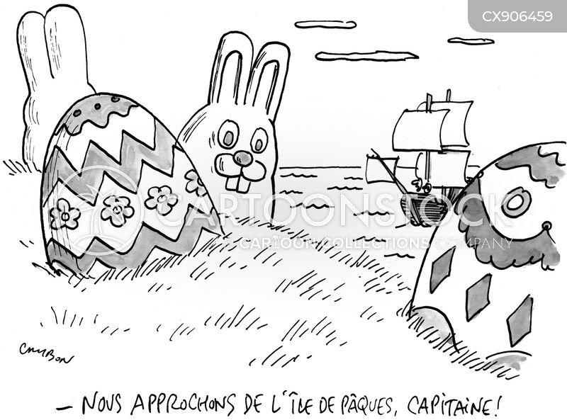 approaching cartoon