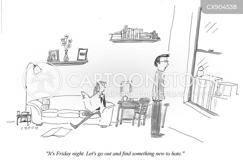 friday nights cartoon