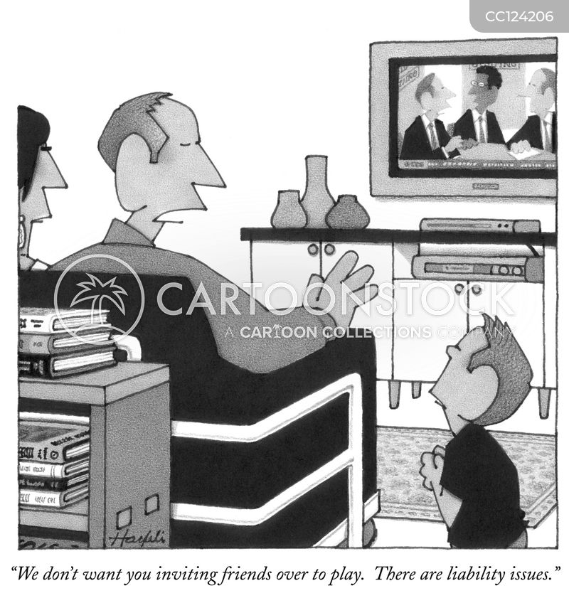 Insurance Liabilities cartoon