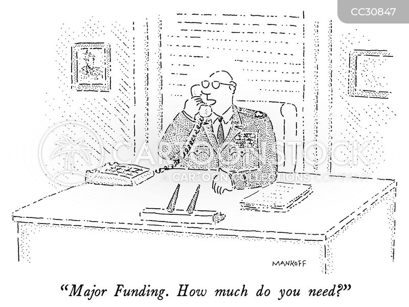 funds cartoon