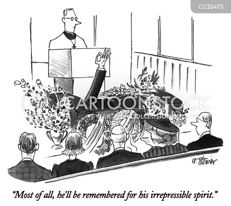 spirited cartoon