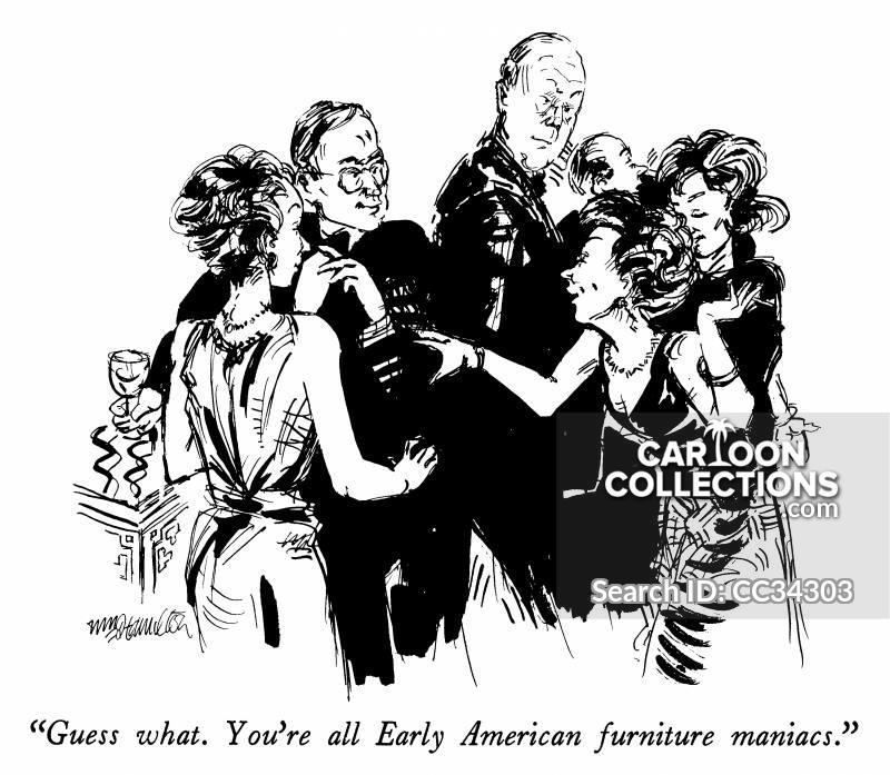 antiques cartoon