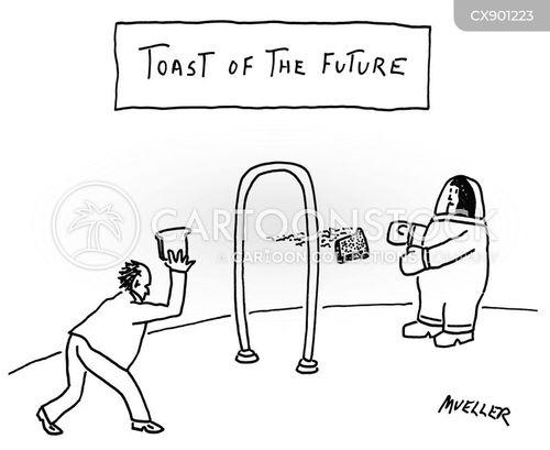 toasty cartoon