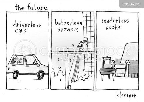 human nature cartoon